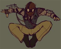 Draft02 - Steampunk Spider-Man by whysoawesome