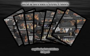 Game Cards Black Betaken II by magXlander