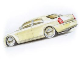 Chrysler 300 C by judge-design