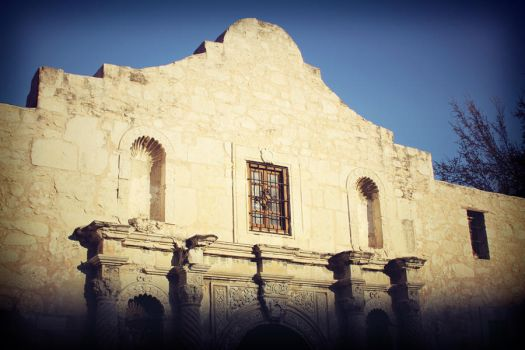 The Alamo by underdogg101