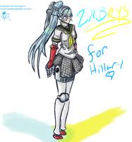 Labrys by IronSteamSheep