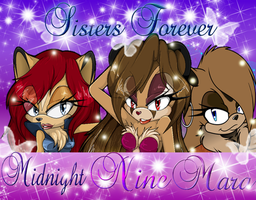 My Sisters and I by QueenoftheLions15
