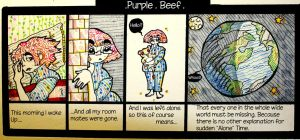 purple beef 30 by PickledAlice