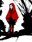 Red Riding Hood by Bonnimimi