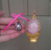 Both Sides - Kaname Madoka Grief Seed and Soul Gem by Proxy170