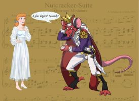 Nutcracker- Clara and the Rat King by SapphireGamgee
