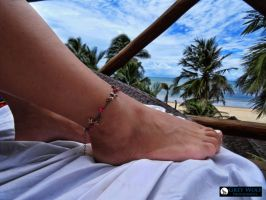 Anklet by Grey8Wolf