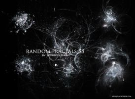 Random Fractals 58 spiderwebs By Starscoldnight by StarsColdNight