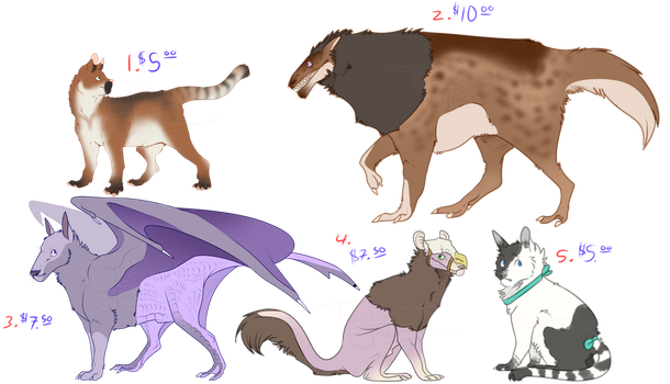 Adopts 1 by thepoisonjackal