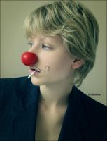 French Clown by androgenio