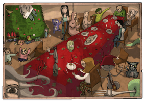 Holidays at Anhdres's by anhdres
