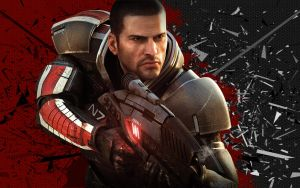 Mass Effect 2 by Helpax