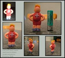 Daffyd in FIMO by Teh-Scotty