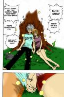 FanColor: Rave Master by kyubifan