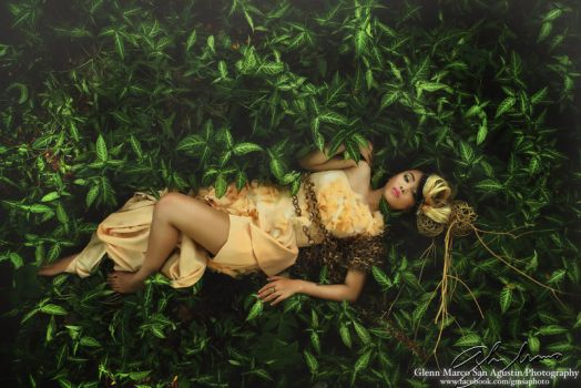 Earth Bound Princess by G1Photography