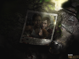 The Last of Us: Left Behind wallpaper by bananowsky