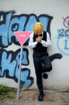 Shizuo Heiwajima - Cosplay by FlyingRondelsCosplay