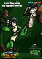 Nicktoons - Toph by NewEraOutlaw