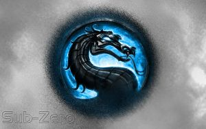 The Mortal Kombat - Sub-Zero by sn0dragon