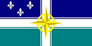 Alt Flag - Gaspe 01 by AlienSquid