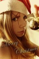 Layla Miller - Merry Christmas by WhiteLemon