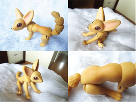 Fennec Make Up Test - Need Opinions by vonBorowsky
