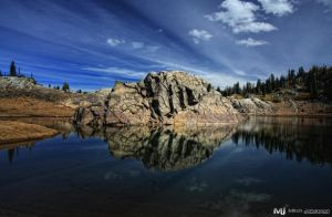 The Reflecting Rock by mjohanson