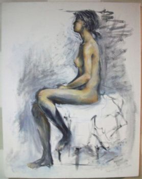 Nude by friskers