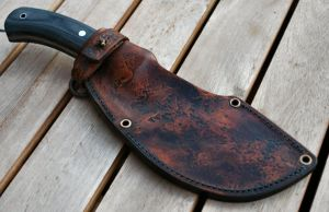 Apocalyptic Knatchet Sheath by Obsidian-Sun