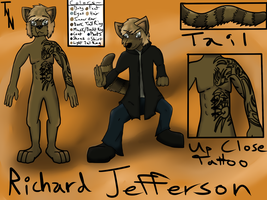 Richard Jefferson Ref ((Commission)) by TheNashNetwork