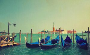 Venice view by ralucsernatoni