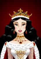 Royal Jewels: SNOW WHITE by MissMikopete