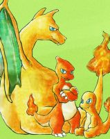 69. fire type by ChainsawKoala