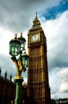 Mr. Big Ben by Lisa-with-sax