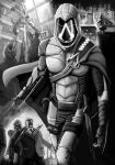 Assassin by charco