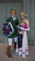 The Legend of Zelda: Ocarina of Time by VandorWolf