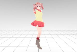 MMD Tda Teto Suki Kirai Download !! by InoriAruma