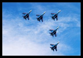 Russian Knights by 2air