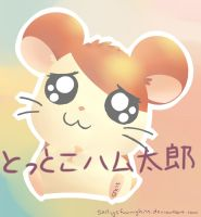It's Hamtaro Time! by SallysFunnyKiss