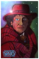 Doctor Who - The 4th Doctor by mikedaws