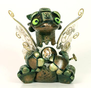 Grombiner Gear Dragon by CatharsisJB