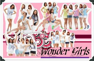 wonder girls... again... by sj4ever