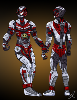 VR Troopers JB - final draft by LavenderRanger