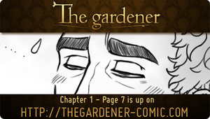 The gardener - CH01P07 by Marc-G