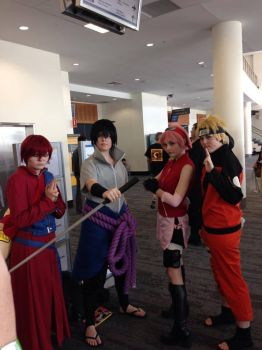 Naruto group by lilly10baby