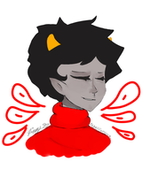 kankri vantas , you adorable mother trucker by boywiththecurls