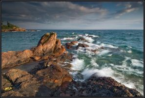 Summer Light of Superior by IgorLaptev