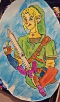 Link by ZombieFoxTrot