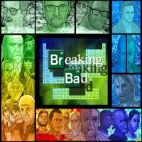 Respect The Chemistry: Breaking Bad by Willanatior