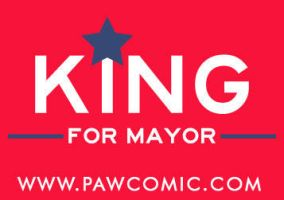 King For Mayor by ll